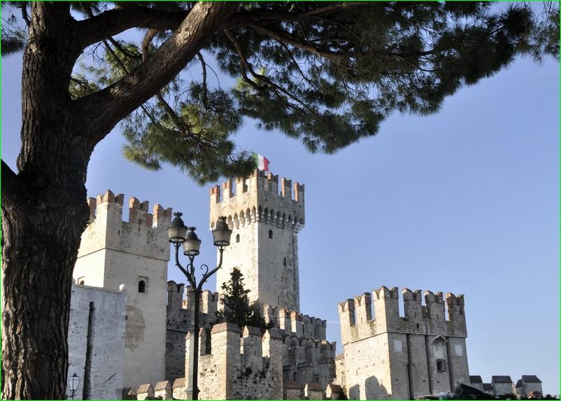 Voyage de la Dante Montauban sur les lacs Italiens