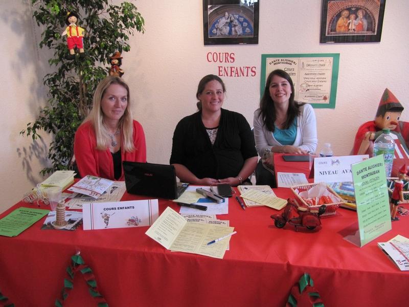 Journée portes ouvertes dante de Montauban 2013